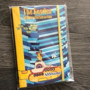 Other - The Beatles Yellow Submarine Address Book
